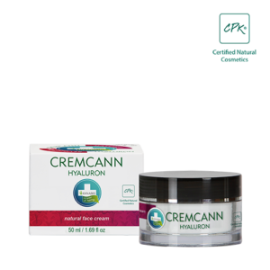 Annabis cremcann hyaluron natural face cream skin care